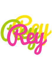 Rey sweets logo