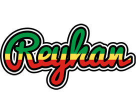 Reyhan african logo