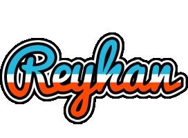 Reyhan america logo