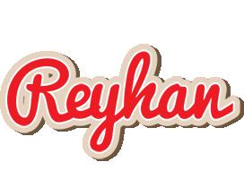 Reyhan chocolate logo