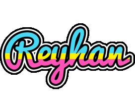Reyhan circus logo