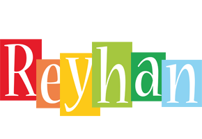 Reyhan colors logo