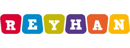 Reyhan daycare logo