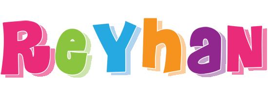 Reyhan friday logo