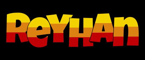 Reyhan jungle logo