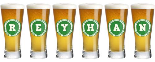 Reyhan lager logo