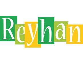 Reyhan lemonade logo