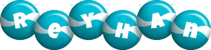 Reyhan messi logo