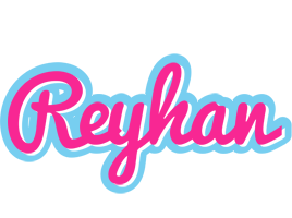 Reyhan popstar logo