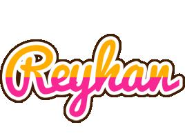 Reyhan smoothie logo