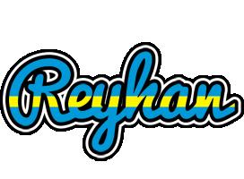 Reyhan sweden logo