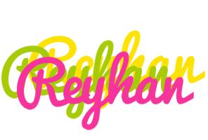 Reyhan sweets logo