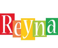 Reyna colors logo
