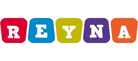 Reyna daycare logo
