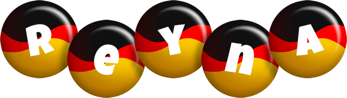 Reyna german logo