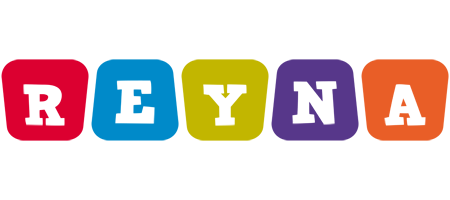 Reyna kiddo logo