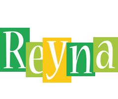 Reyna lemonade logo