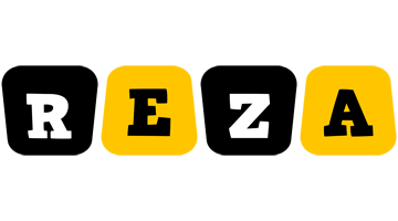 Reza boots logo