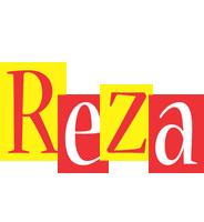 Reza errors logo