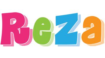 Reza friday logo