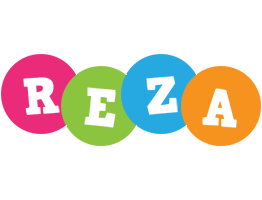 Reza friends logo