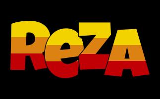 Reza jungle logo