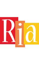 Ria colors logo