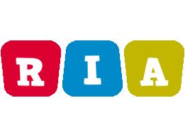 Ria kiddo logo