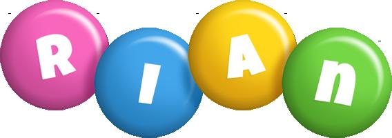 Rian candy logo