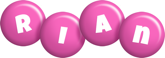 Rian candy-pink logo
