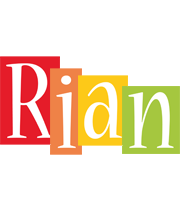 Rian colors logo