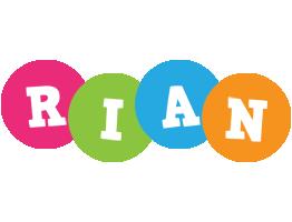 Rian friends logo