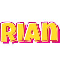 Rian kaboom logo