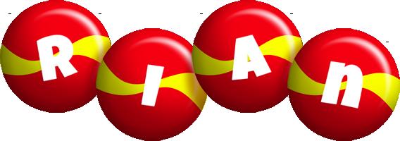 Rian spain logo