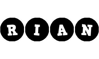 Rian tools logo