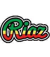 Riaz african logo
