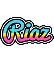 Riaz circus logo