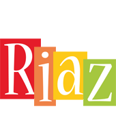 Riaz colors logo