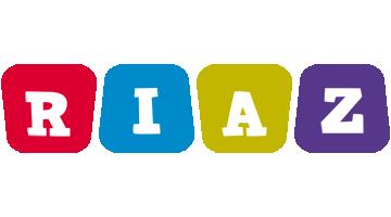 Riaz daycare logo