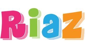 Riaz friday logo
