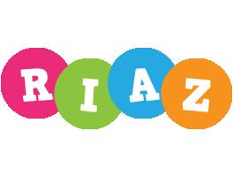 Riaz friends logo