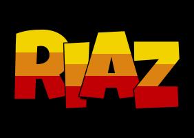 Riaz jungle logo
