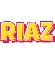 Riaz kaboom logo