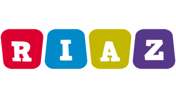Riaz kiddo logo