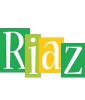 Riaz lemonade logo