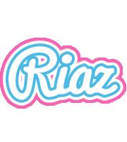 Riaz outdoors logo