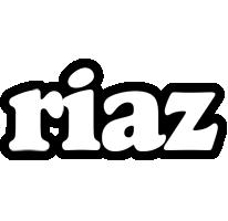Riaz panda logo