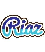 Riaz raining logo