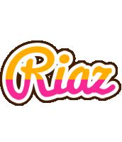 Riaz smoothie logo