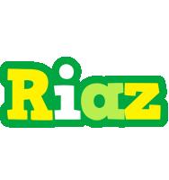 Riaz soccer logo